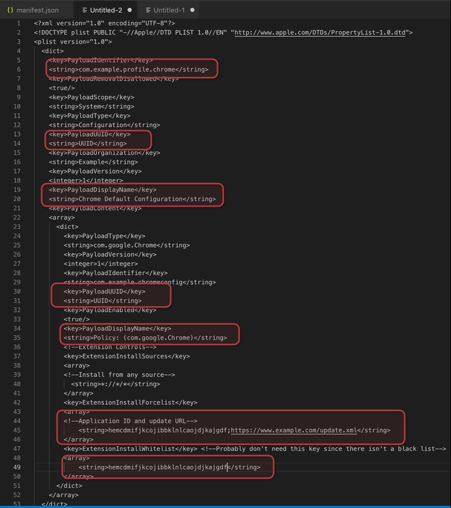 mobileconfigprofile